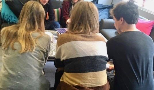 København som studieby: Bogstøttens medlemmer giver deres besyv med