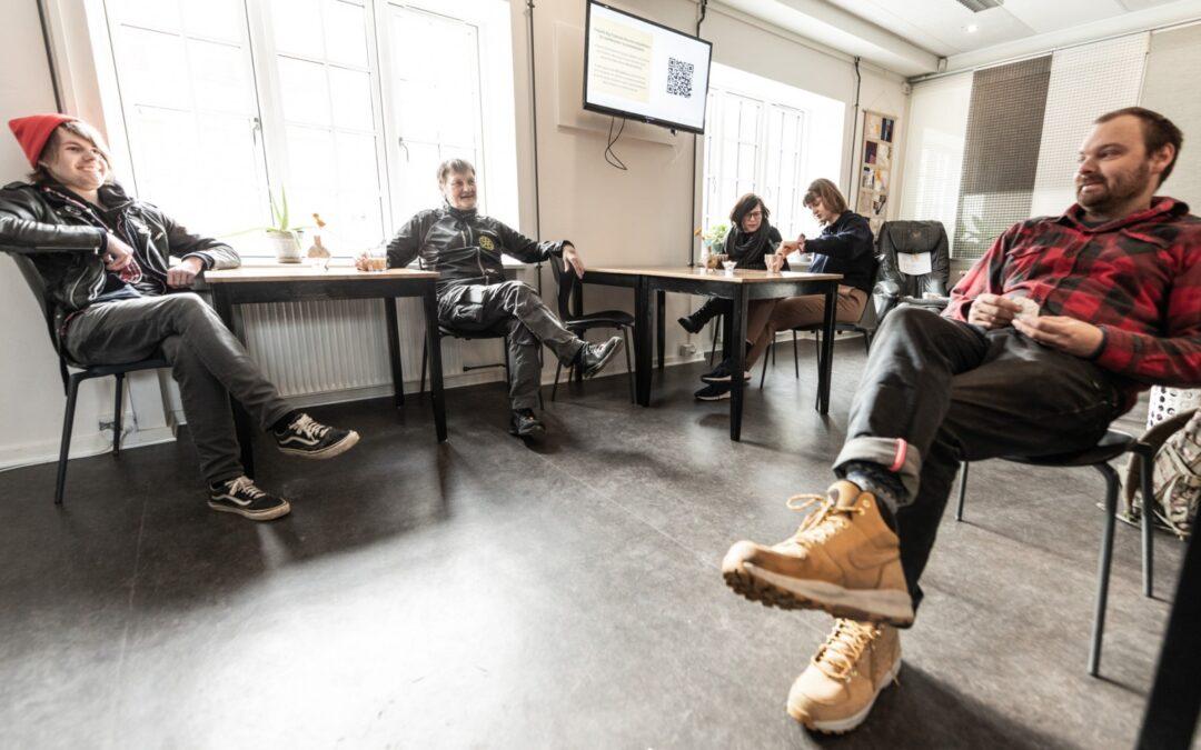 Fountain House – et hus for psykisk sårbare på Østerbro – får bevilling af Realdania